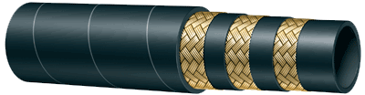Three-braid hoses, such as 3SK