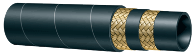 Two-braid hoses, such as 2SN, 2SC