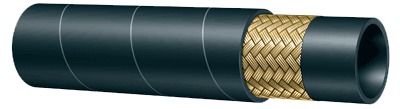 Single-braid hoses, such as 1SN, 1SC